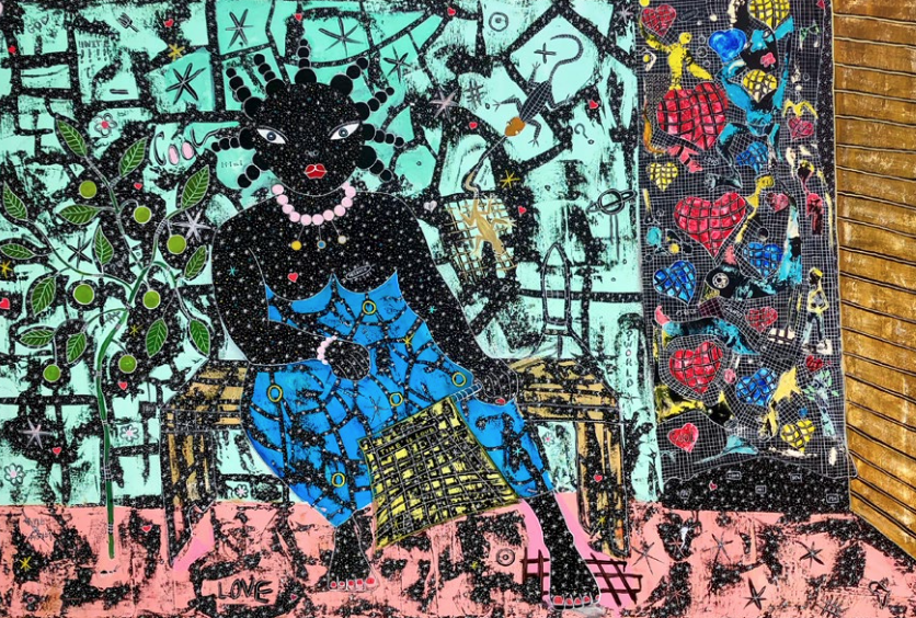 Henri Abraham, art and about africa, contemporary african art, out of africa, africa in spain, art gallery