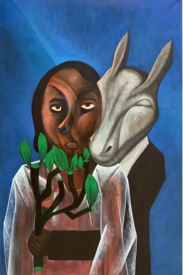 art and about africa, contemporary african art, artmap, african art map, art map africa, Souad Abdlrassoul