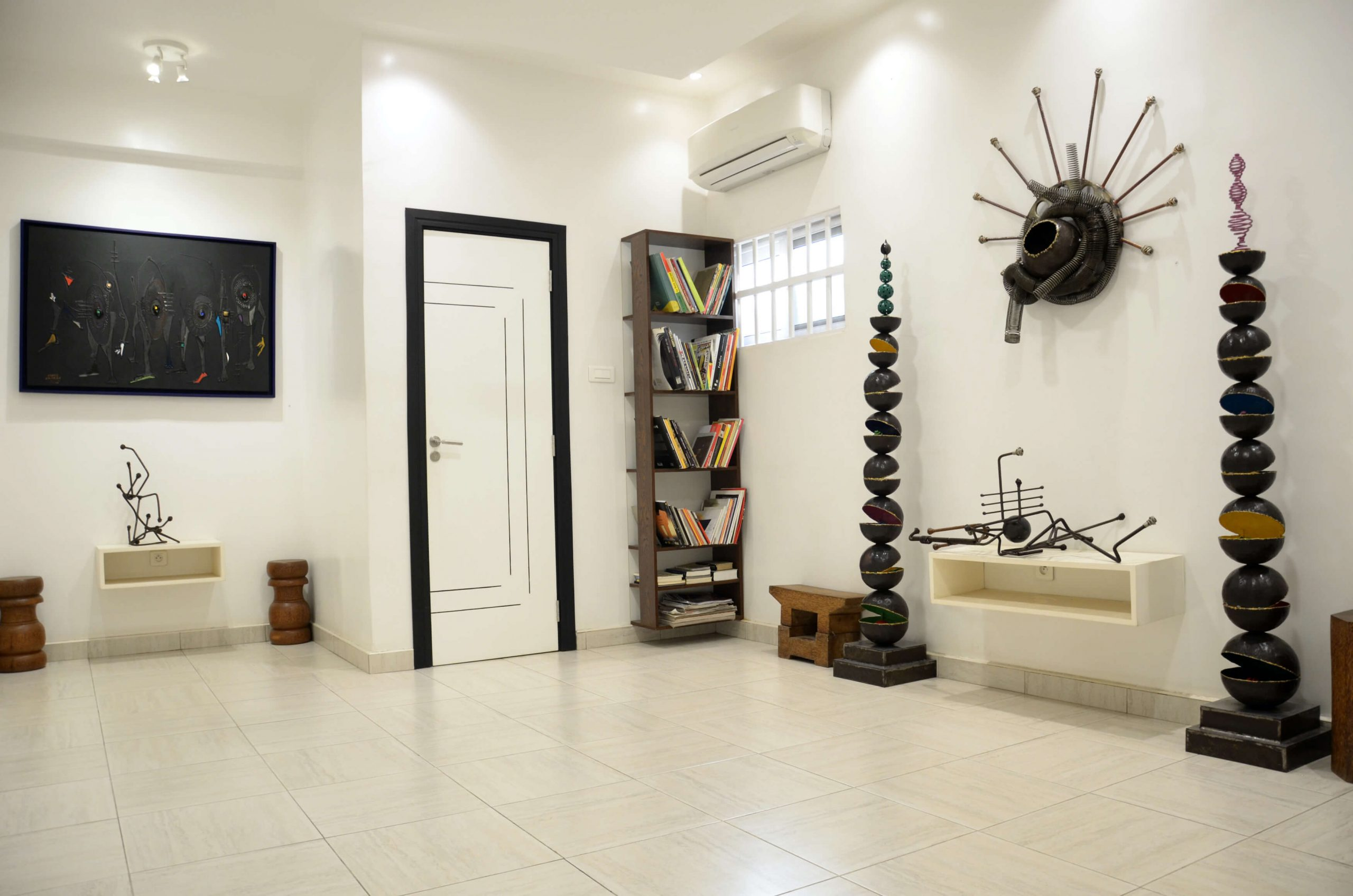 gallery charly, cotonou, benin, art and about africa