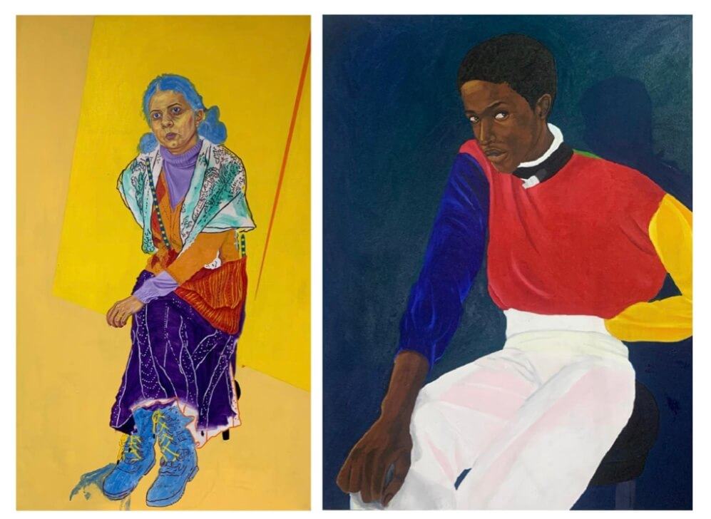 NO BE GENTLEMAN (AT ALL O) OF THREE EMERGING NIGERIAN ARTISTS, Ghana, Art and About Africa